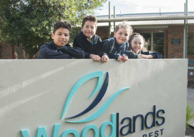 Enrol Woodlands Primary School